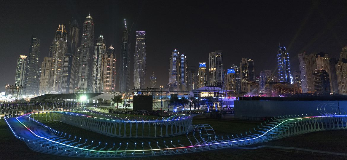 World Drone Prix Dubai