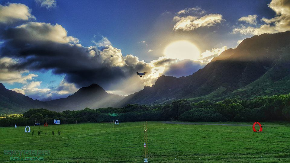 Drone Worlds Hawaii